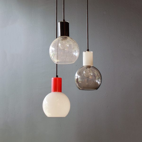 Adorn In Glass Globe 06-C with opaque cylinder