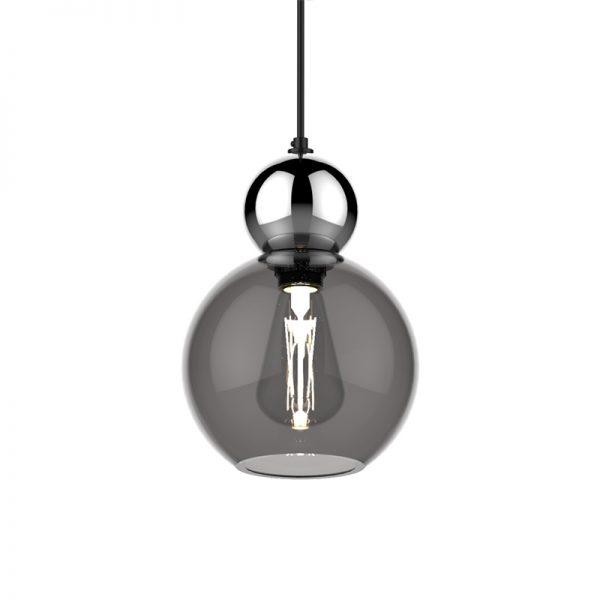 Adorn grey 08-s globe with round accessory1