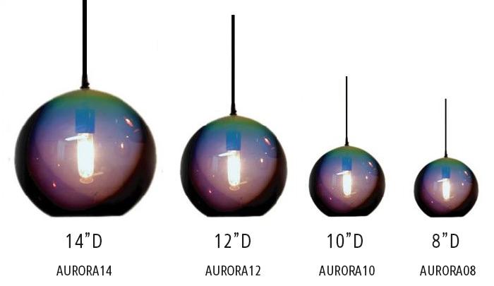 Aurora Sizes