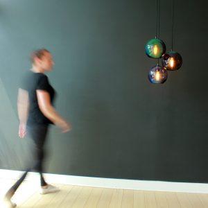 Aurora globe