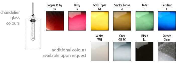 Domo Cylinder-D Colours