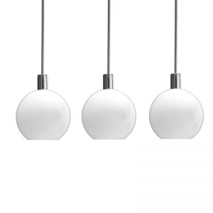 Adorn with metal - 8in globe
